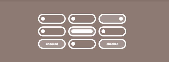 Quick CSS checkbox styles