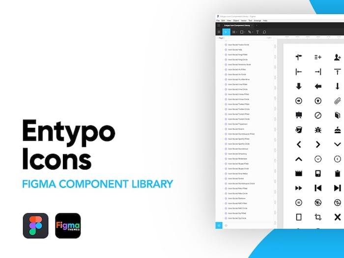 Entypo Icon Component