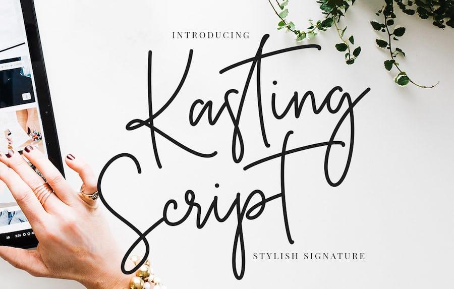 Free Kasting Script