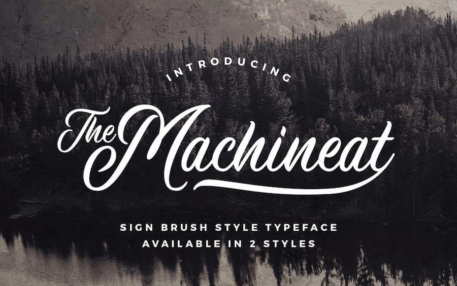 Machineat Script