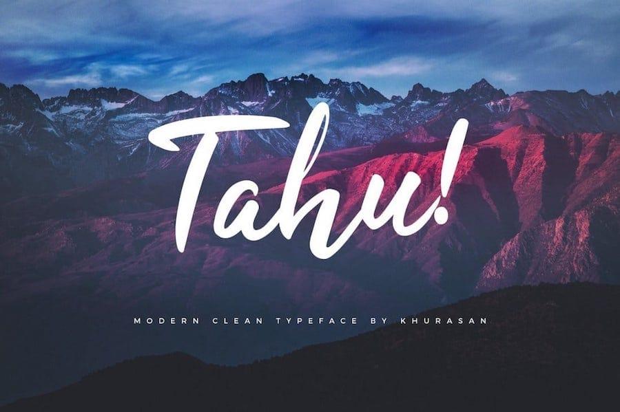 TAHU!