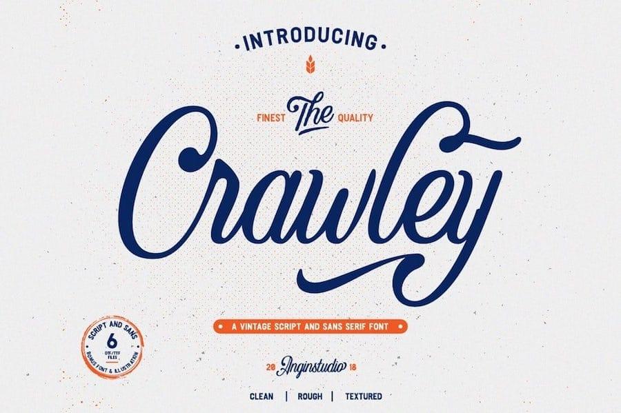 The Crawley